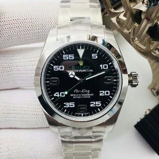 トリプルエー(AAA)の【新作】☆即購入!! ☆ロレックス☆自動卷メンズ 腕時計☆A19(腕時計(アナログ))