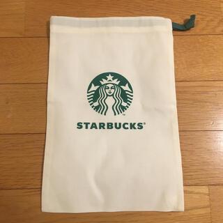 スターバックスコーヒー(Starbucks Coffee)の【新品】STARBUCKS 布袋(その他)