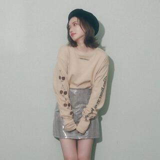 ハニーミーハニー(Honey mi Honey)の&lottie ロンT(Tシャツ(長袖/七分))