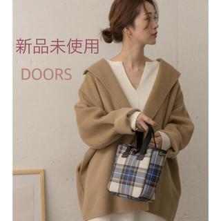 ドアーズ(DOORS / URBAN RESEARCH)の【新品】ドアーズ ミドルガウンコート(ガウンコート)