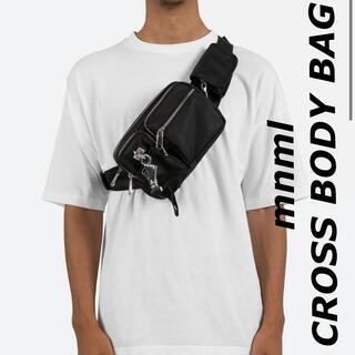 フィアオブゴッド(FEAR OF GOD)のmnml cross body bag ミニマル クロスボディバッグ(ショルダーバッグ)