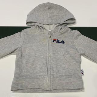 FILA - FILA ♡ 80 パーカー