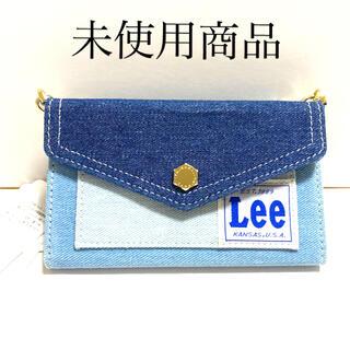 リー(Lee)のLee《iPhoneケース》(iPhoneケース)