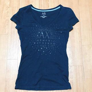 アルマーニエクスチェンジ(ARMANI EXCHANGE)のARMANI EXCHANGE ストーン Tシャツ アルマーニ(Tシャツ(半袖/袖なし))