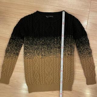 ディースクエアード(DSQUARED2)のディースクエアード グラデ ニット セーター(ニット/セーター)