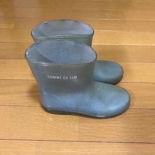 コムサイズム(COMME CA ISM)の18cm コムサイズム 長靴(長靴/レインシューズ)