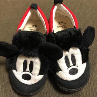 Disney - ミッキーマウス シューズ 16センチ