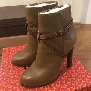 トリーバーチ(Tory Burch)のTory Burch dorese high heel boogie(ブーティ)