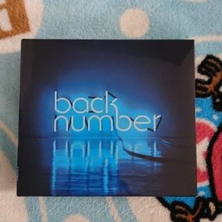 バックナンバー(BACK NUMBER)の【ベストアルバム】アンコール(初回限定盤A/Blu-ray ver.)(ポップス/ロック(邦楽))