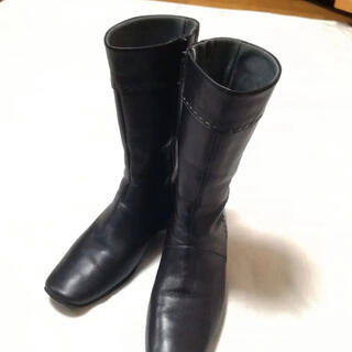 アシックス(asics)のasics ペダラ ブーツ 24.5cm(ブーツ)