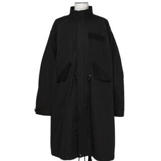 サカイ(sacai)の12月限定!sacai cotton mods coat black 2(モッズコート)