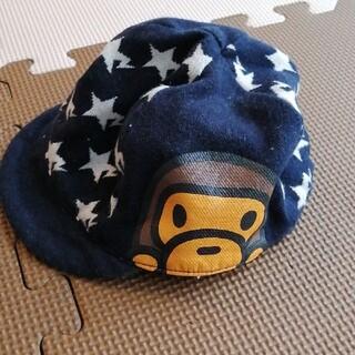 アベイシングエイプ(A BATHING APE)のエイプ★ベビー帽子(帽子)