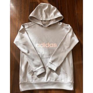 adidas - adidas アディダス  裏起毛 パーカー ★ 150