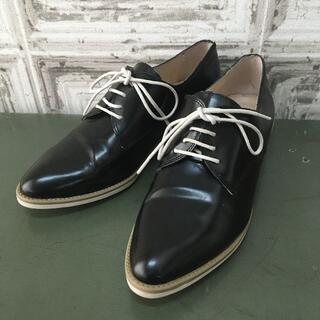 ユナイテッドアローズ(UNITED ARROWS)のスペイン製 BONTRE ボントレ シューズ USED(ローファー/革靴)