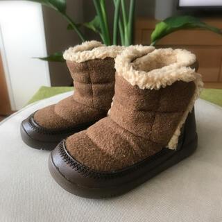 ムジルシリョウヒン(MUJI (無印良品))の子供ブーツ(ブーツ)