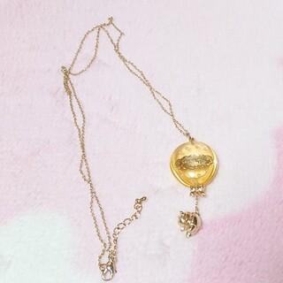 フランシュリッペ(franche lippee)のネックレス 黄色(ネックレス)