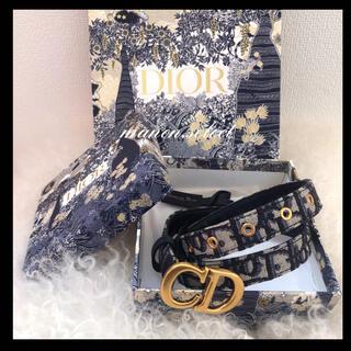 クリスチャンディオール(Christian Dior)のクリスチャン・ディオールSADDLEベルト(ベルト)