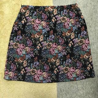 GU - GU ゴブラン スカート Sサイズ