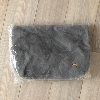 ミッシュマッシュ(MISCH MASCH)のファートートバッグ 新品未使用(トートバッグ)