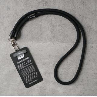 フリークスストア(FREAK'S STORE)のyosemite mobile strap promad black(ネックストラップ)