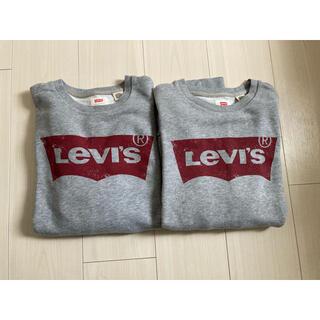 リーバイス(Levi's)のlevi's トレーナー S2点セット(トレーナー/スウェット)