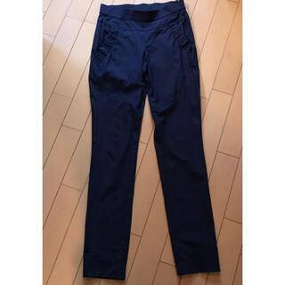ダブルスタンダードクロージング(DOUBLE STANDARD CLOTHING)のダブルスタンダードクロージング メリルハイテンションパンツ 36 ネイビー(カジュアルパンツ)