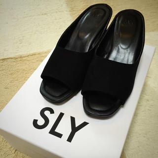 スライ(SLY)のSLY ミュール(ミュール)