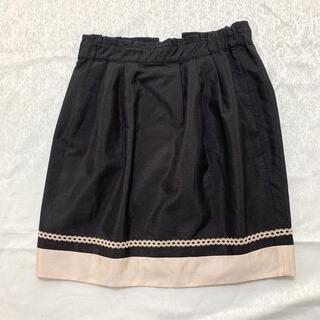 デビュードフィオレ(Debut de Fiore)のリバーシブル 2wayスカート レッセパッセ(ひざ丈スカート)