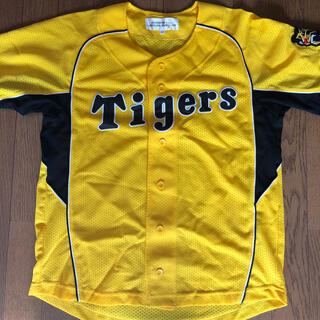ハンシンタイガース(阪神タイガース)の阪神タイガースユニフォーム 140(応援グッズ)