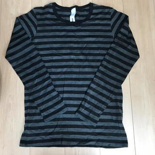 アタッチメント(ATTACHIMENT)のアタッチメント ボーダーカットソー 1 日本製(Tシャツ/カットソー(七分/長袖))