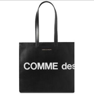 COMME des GARCONS - ほぼ新品 トートバッグ コムデギャルソン クロ ブラック ショルダーバック