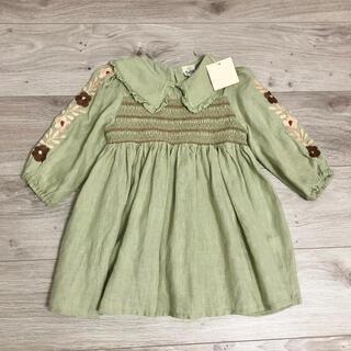 Caramel baby&child  - 美品! apolina kids nancy dress ワンピース