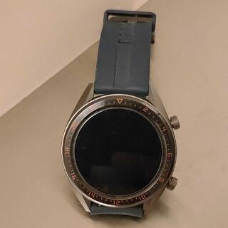 アンドロイド(ANDROID)のHUAWEI TECHNOLOGIES WATCH GT 46MM ダークグリー(腕時計(デジタル))