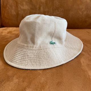 ラコステ(LACOSTE)の最終お値下げです!ラコステ 帽子 レディース (キャップ)