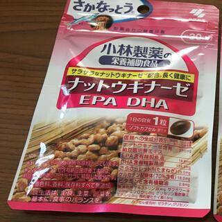 コバヤシセイヤク(小林製薬)の小林製薬 ナットウキナーゼ・DHA・EPA 30粒入(ダイエット食品)