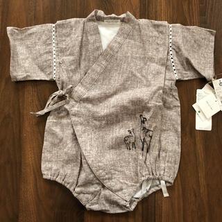 PRISTINE BABY 甚平 ロンパース 80(甚平/浴衣)