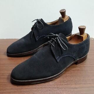[美品] クロケット&ジョーンズ CROCKETT&JONES スエード 革靴