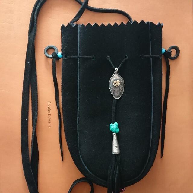 goro's(ゴローズ)のゴローズ 巾着ポーチ L カスタム 巾着 メンズのバッグ(ショルダーバッグ)の商品写真