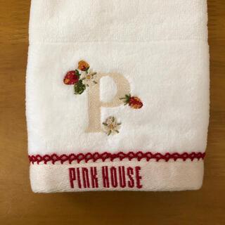 ピンクハウス(PINK HOUSE)のピンクハウス タオルハンカチ(タオル/バス用品)