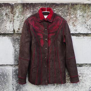 Ameri VINTAGE - Vintage Suede western jacket