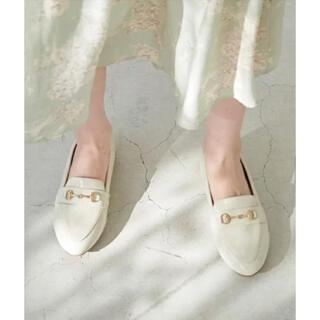 ロペピクニック(Rope' Picnic)のROPE' PICNIC PASSAGE byHARUTA フラットローファー(ローファー/革靴)