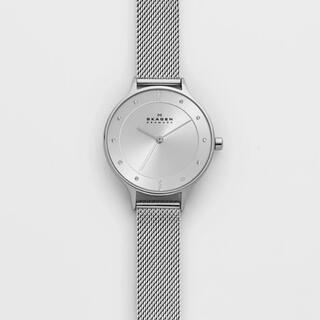 スカーゲン(SKAGEN)のSKAGEN ANITA スチールメッシュウォッチ(腕時計)