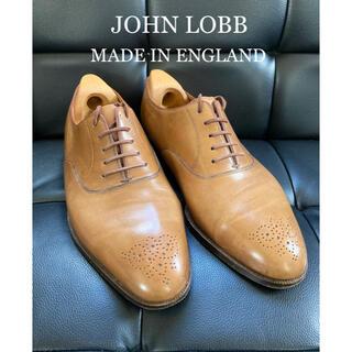 JOHN LOBB - 美品!JOHN LOBB ヴィンテージシューズ 革靴!
