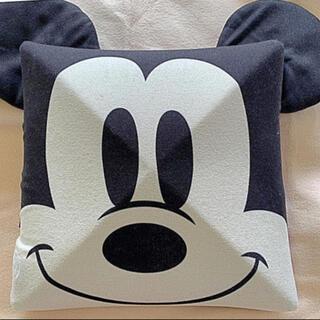 ディズニー(Disney)のミッキーマウス クッションマッサージ機(マッサージ機)