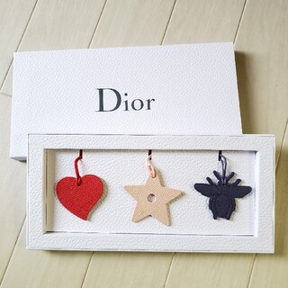 クリスチャンディオール(Christian Dior)の[新品] Dior バッグチャーム セット(バッグチャーム)