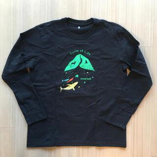 モンベル(mont bell)のペアスキンコットン ロングスリーブT サイクル オブ ライフ(Tシャツ/カットソー(七分/長袖))