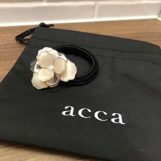 acca - お値下げしました❗️新品未使用❗️アッカ acca ポニー