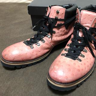 グラム(glamb)のglamb ブーツ ピンク トレッキングブーツ サイズ3 ブーツ(ブーツ)