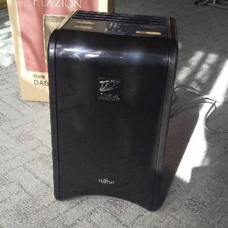 フジツウ(富士通)のプラズマイオン脱臭器 FUJITSU DAS-.15E-B(空気清浄器)