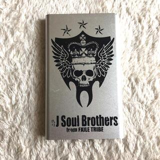 サンダイメジェイソウルブラザーズ(三代目 J Soul Brothers)の三代目 J Soul Brothers  モバイルバッテリー(バッテリー/充電器)